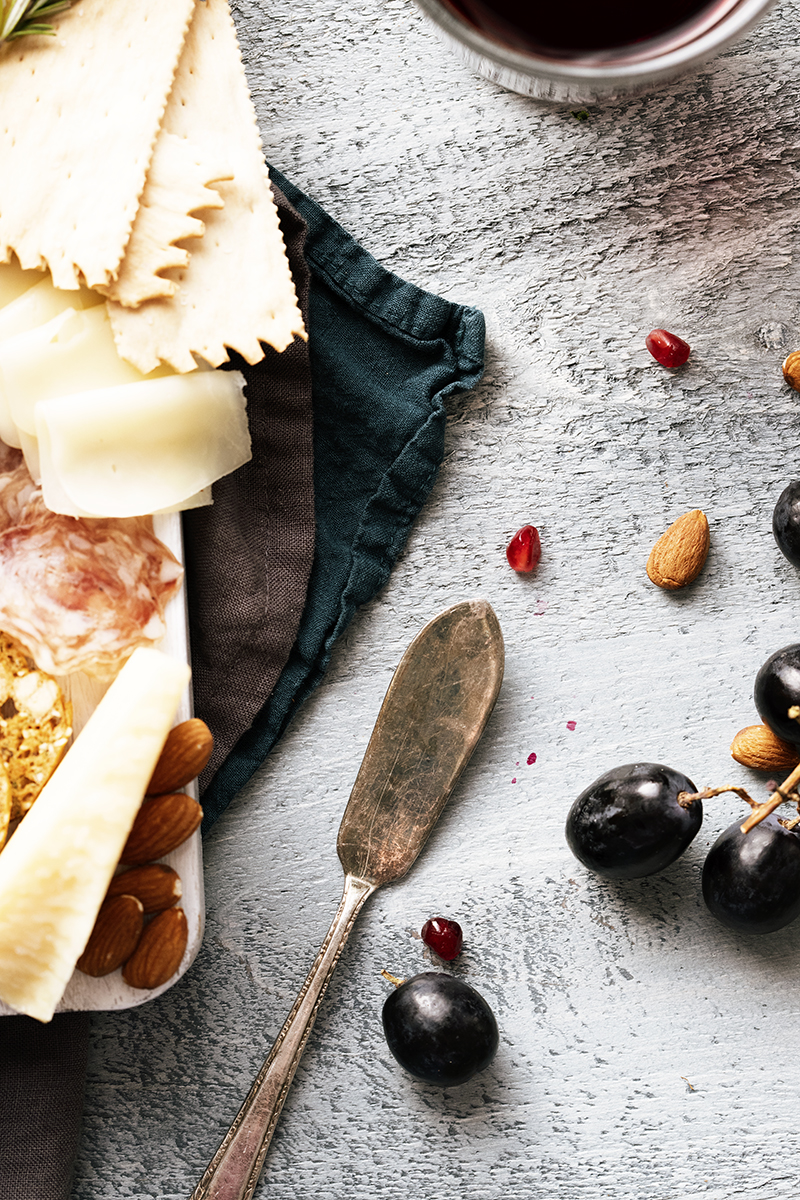 5 ways to Build a Cohesive Instagram Feed as a Food Photographer